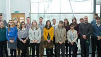 The scientific consultancy team at the Met Office