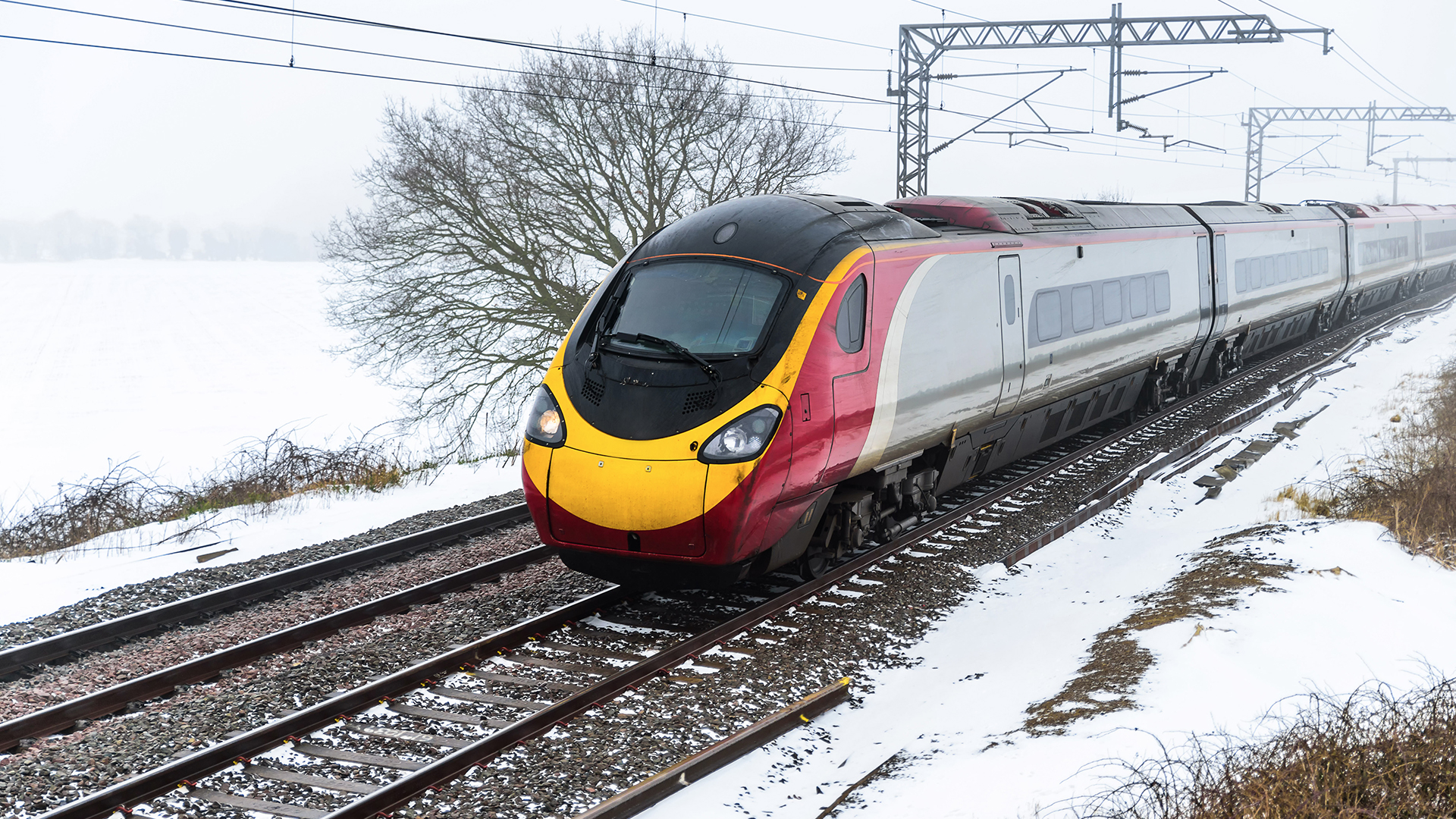 How Weather Impacts On Rail Travel