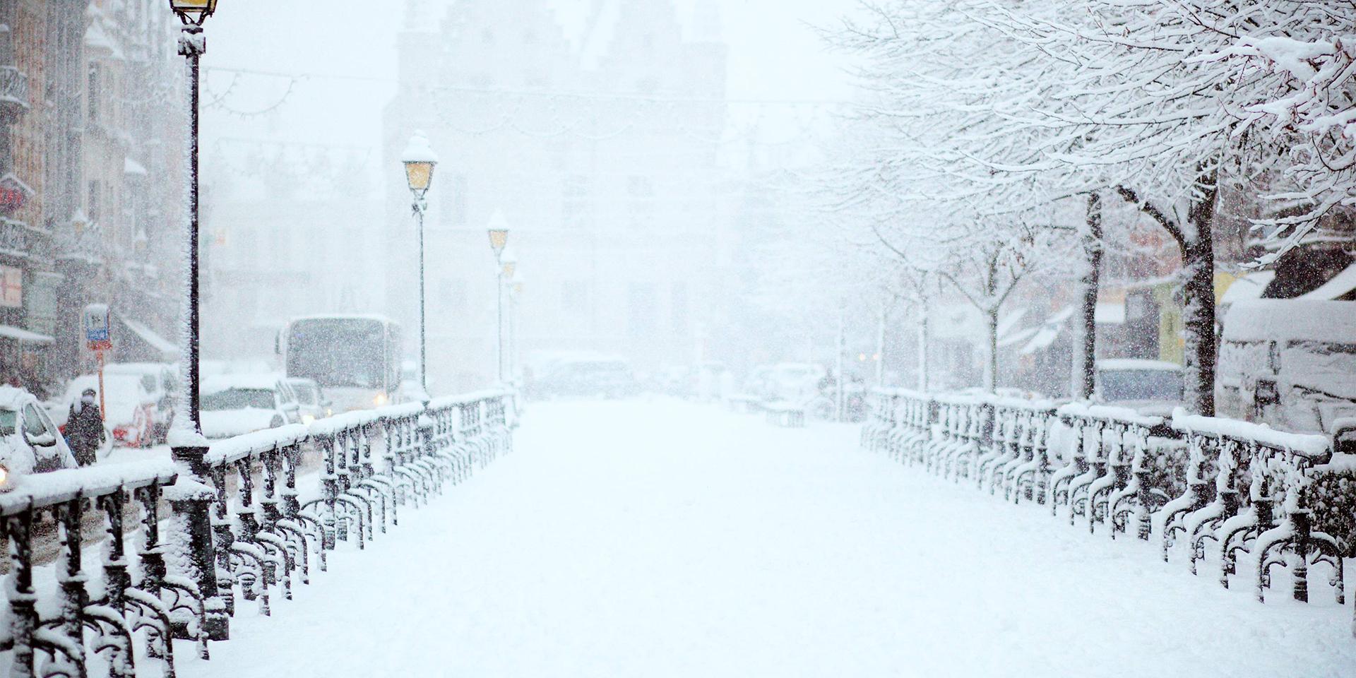 Severe Winters - Met Office