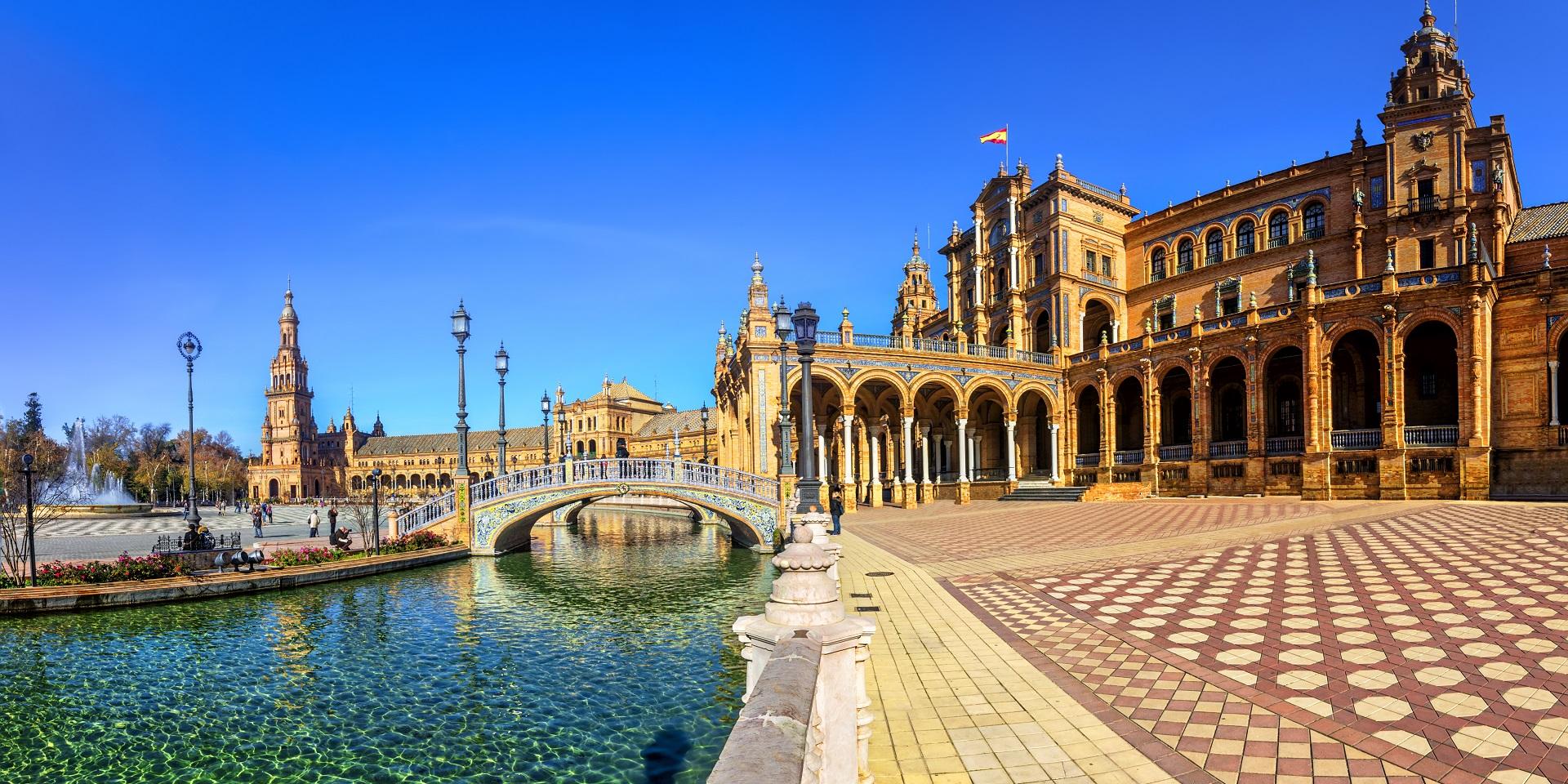 Seville weather - Met Office