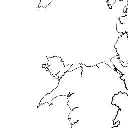 Lincoln observations map Met Office