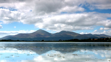 image of the Mournes