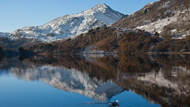 image of Snowdonia National Park